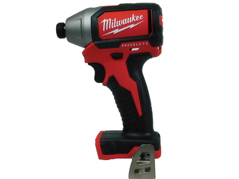 Milwaukee 2750-20 M18 1/4 in. Hex Cordless Brushless Impact Driver (Bare Tool)