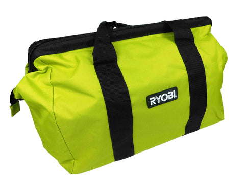 Ryobi Contractors Canvas Wide-Mouth Tool Bag