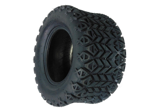 MASSFX SL201010 4 PLY Golf Cart Turf Tire 20x10-10 Single Tire