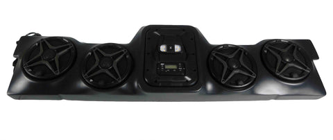 SSV Works WP3-CMO4A CAN-AM MAVERICK BLUETOOTH 4-SPEAKER SOUND BAR