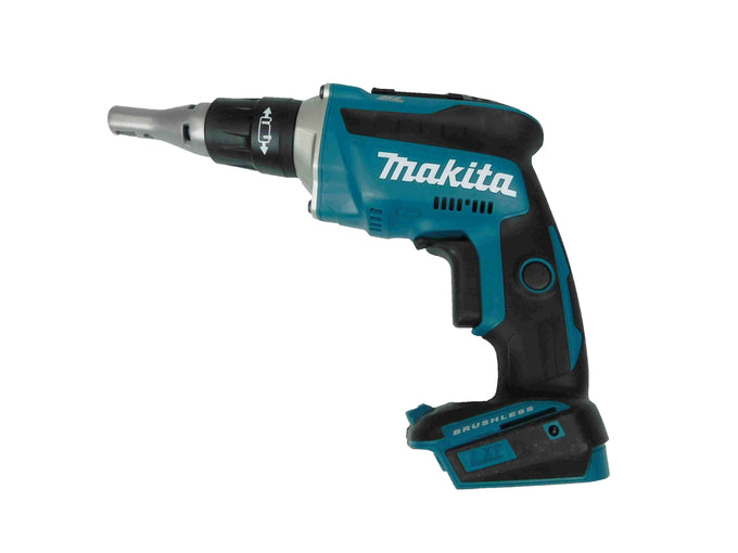 Makita XSF03Z Black and Blue Dry Wall Screwdriver