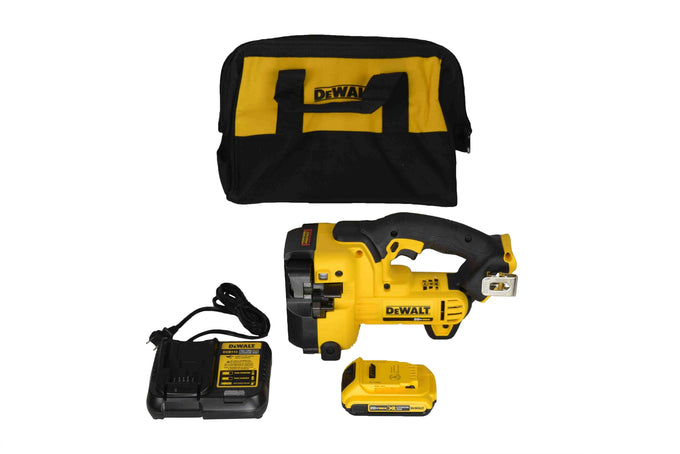 Dewalt DCS350D1 20v Max Cordless Threaded Rod Cutter Kit