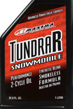 Maxima 29901 Tundra R Snowmobile 2-Stroke Synthetic Premix/Injector Oil 1Liter