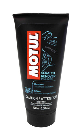 Motul 103257 E8 Scratch Remover 100mL/3.38 Fl oz Can