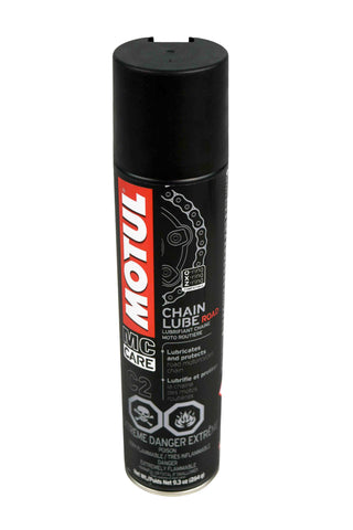 Motul 103244 C2 Chain Lube Road 400mL/8.6 Fl oz Can