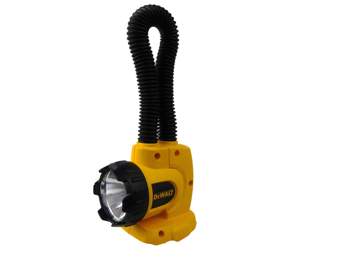 Dewalt DW919 Black and Yellow Flood Light Main Image