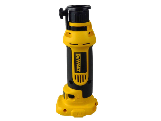 Dewalt DC550B Yellow and Black Cut-Out Tool Main Image