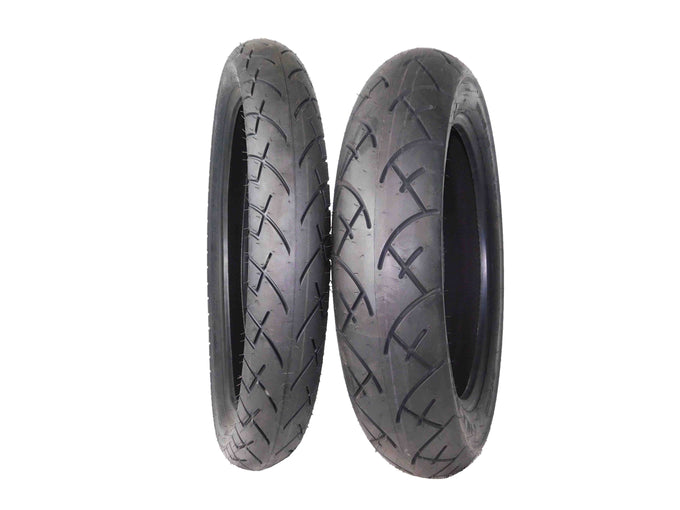 Full Bore 100/90-19 130/90-16 Tires Image