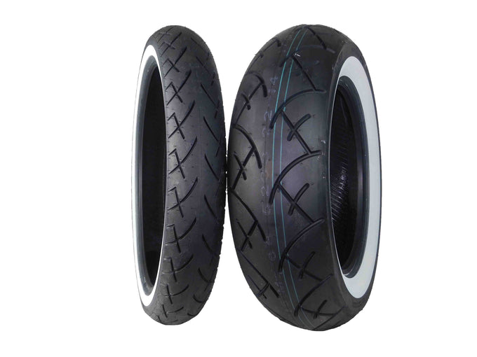 Full Bore 100/90-19 170/80-15 Tires Image