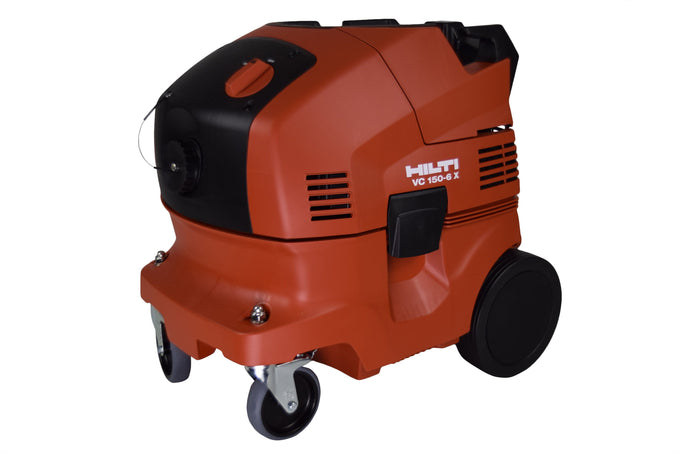 Hilti VC 150-6X Universal Wet and Dry Vacuum Cleaner 153 CFM Suction