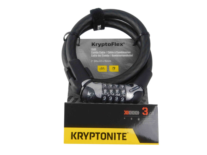 Kryptonite 001126 Combo Cable Main Image