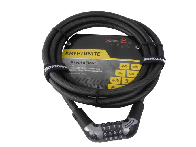 Kryptonite 001492 Combo Cable Main Image