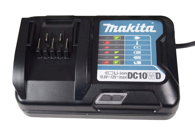 Makita DC10WD 12-Volt Max CXT Lithium-Ion Battery Charger