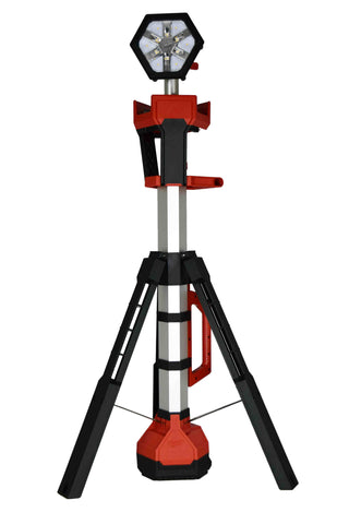 Milwaukee M18 18V 2130-20 LED Rocket Tower Light with True View