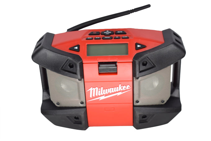 Milwaukee 2590-20 M12 12V Lithium-Ion Cordless Compact Radio