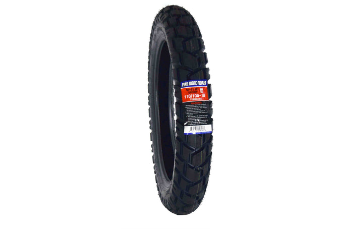 Full Bore 110/100-18 M41 Rear Touring Bike Enduro Motorcylce Tire