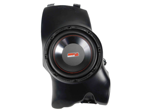 SSV Works WP-RZS10 POLARIS RZR GEN 1-3 UNDER DASH SUB BOX WITH SUB