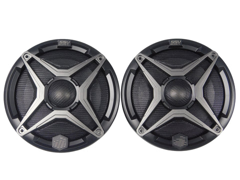 "SSV WORKS WP-A6 POWERSPORTS 6.5"" SPEAKERS"
