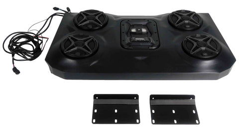 SSV Works WP3-RZ3O4A POLARIS RZR XP1000 & 900 BLUETOOTH AUDIO SYSTEM