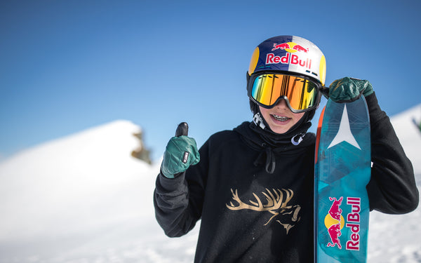 Nico Porteous joins Red Bull