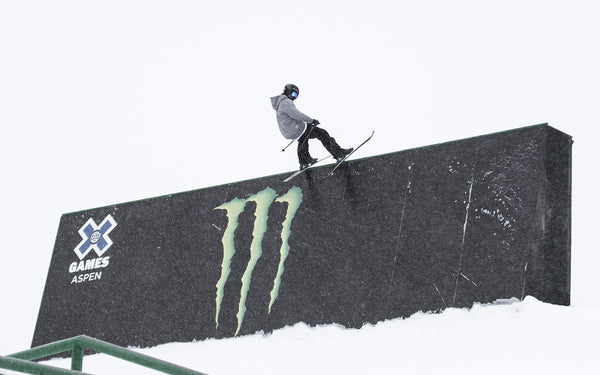 Winter X-Games Ski History