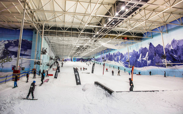 Planks Grassroots Tour - Second Stop - Chill Factore