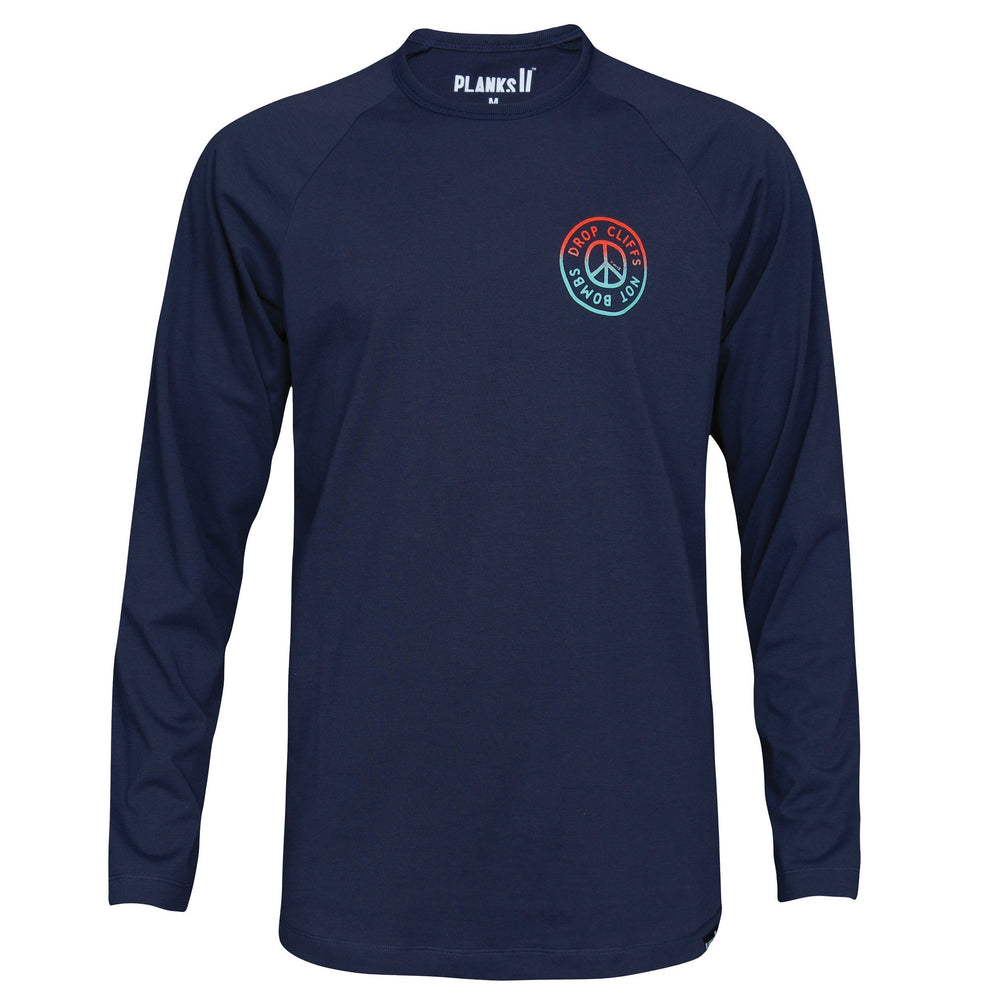Men's Peace Long Sleeve T-shirt