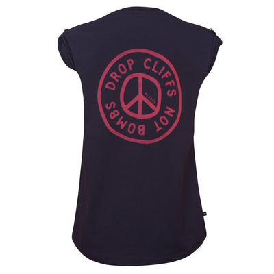 Women's Peace Boyfriend T-shirt
