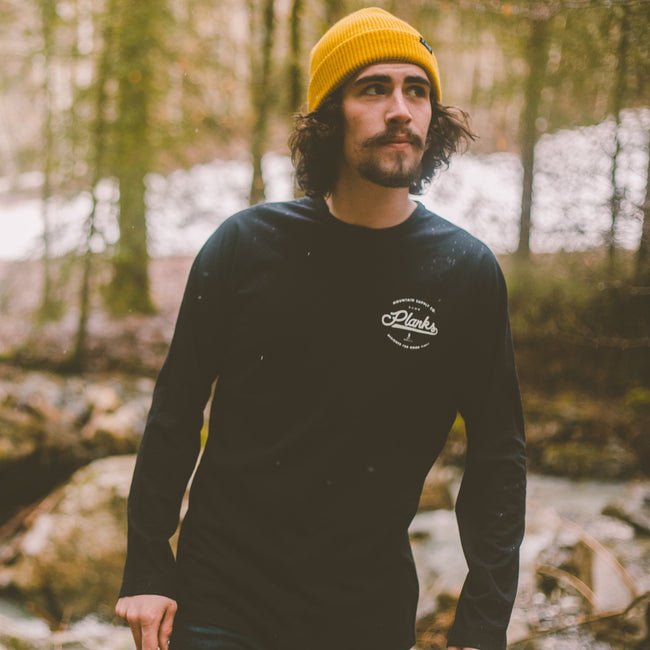 Men's Mountain Supply Co Long Sleeve T-shirt