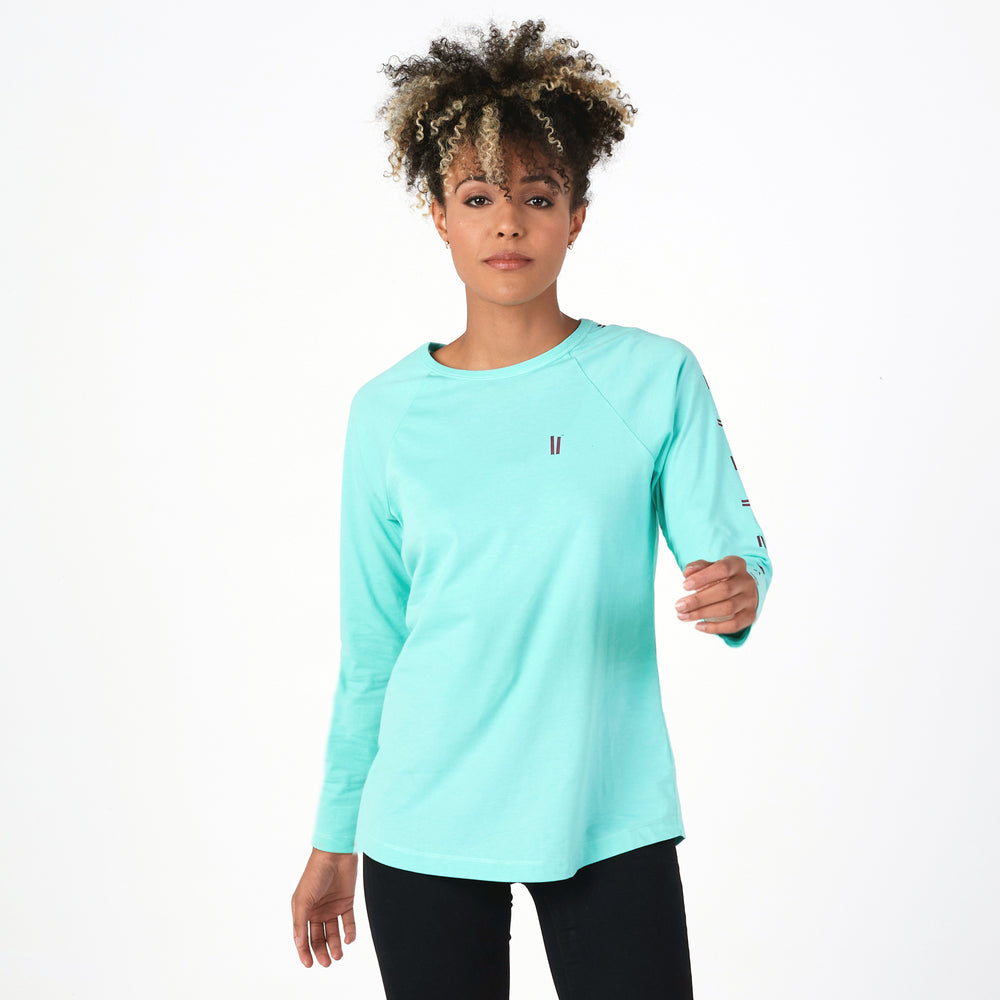 Women's Planks Sticks Long Sleeve T-shirt
