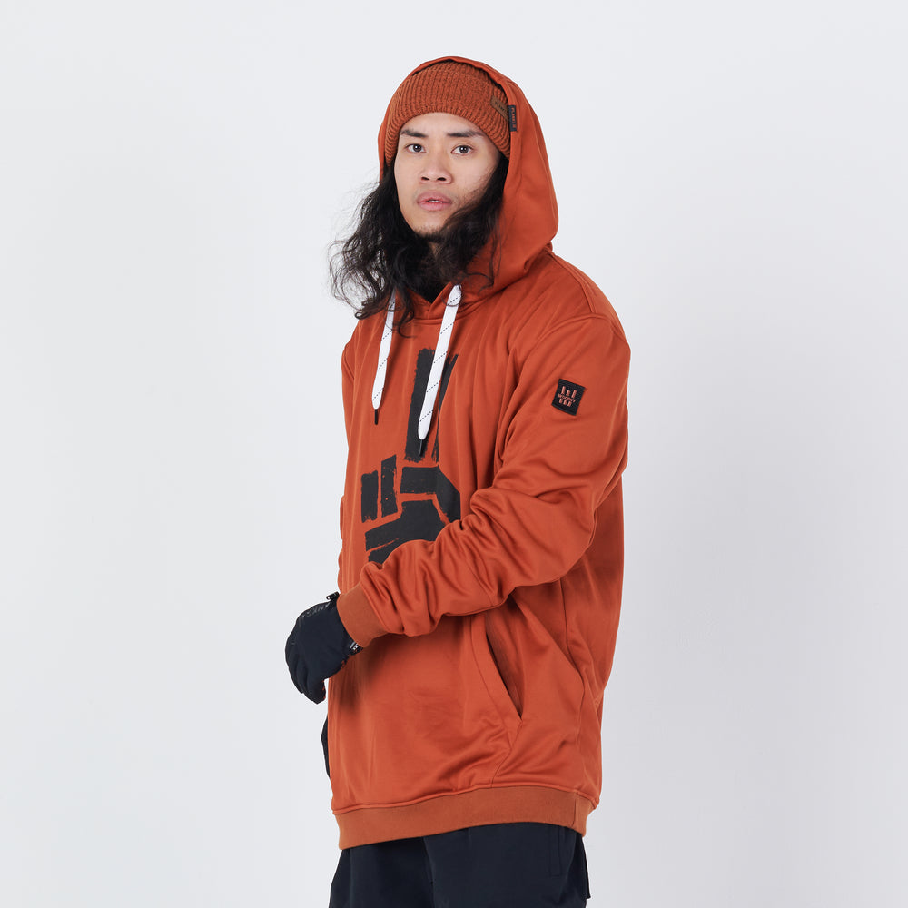 Men's Planks x Woodsy Drop-in Riding Hoodie