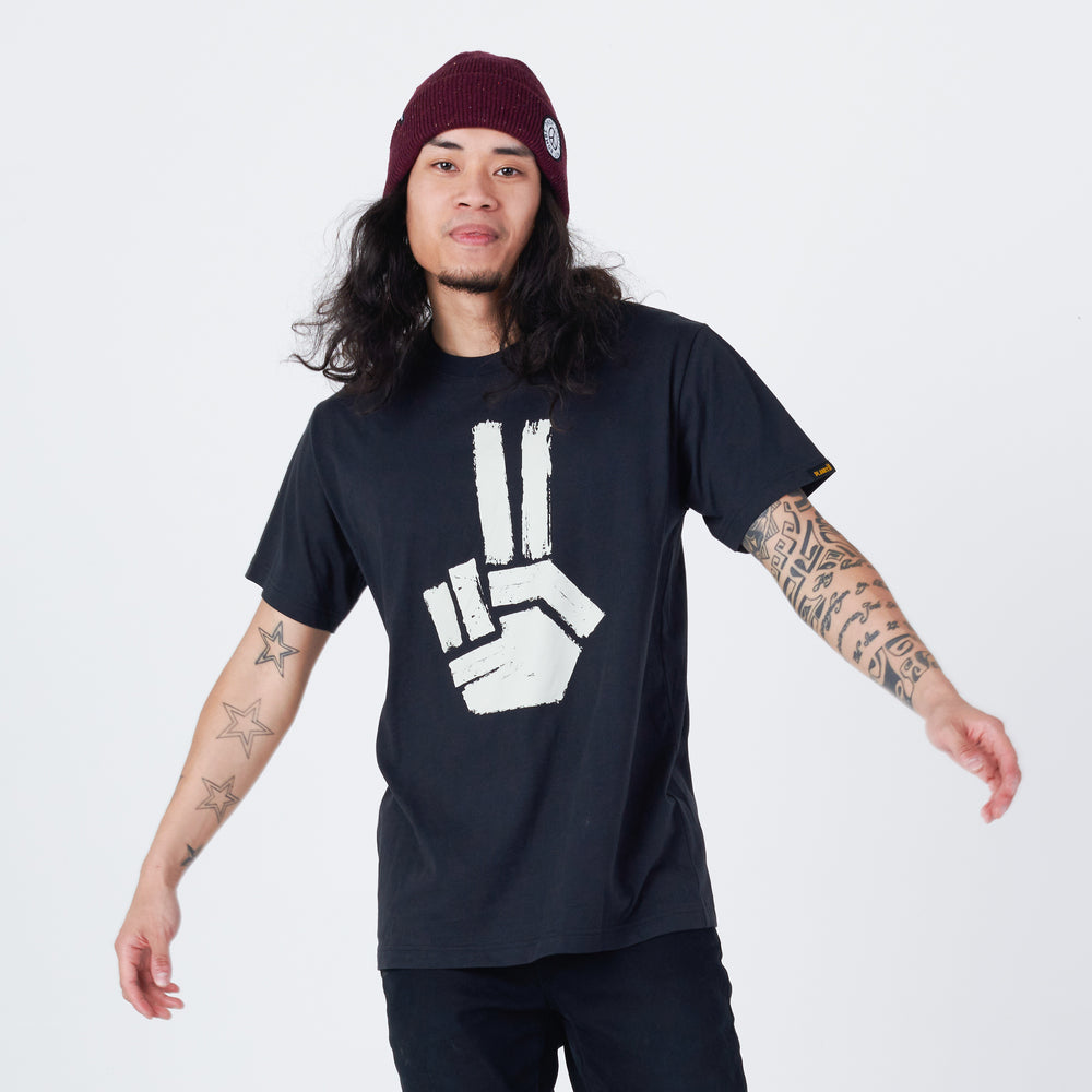 Men's Planks x Woodsy Hand of Shred Short Sleeve T-shirt