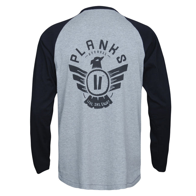 Men's Eagle Long Sleeve T-shirt