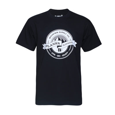 Men's Live Ski Enjoy T-shirt