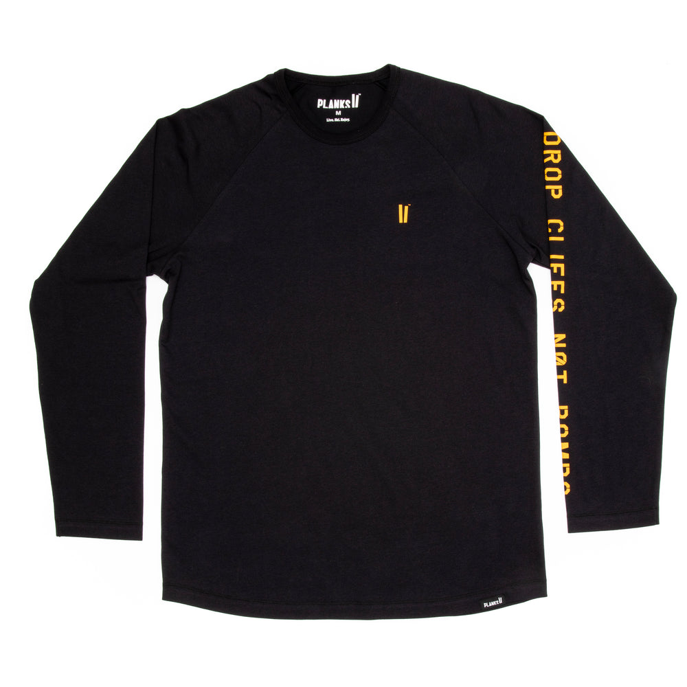 Men's Sticks Long Sleeve T-shirt