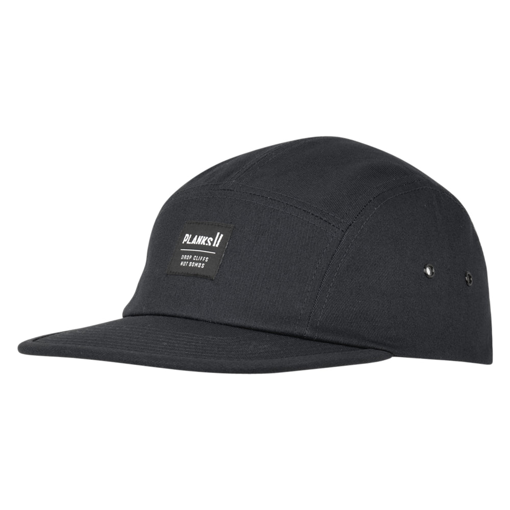 Unisex Planks Classic 5-panel Cap