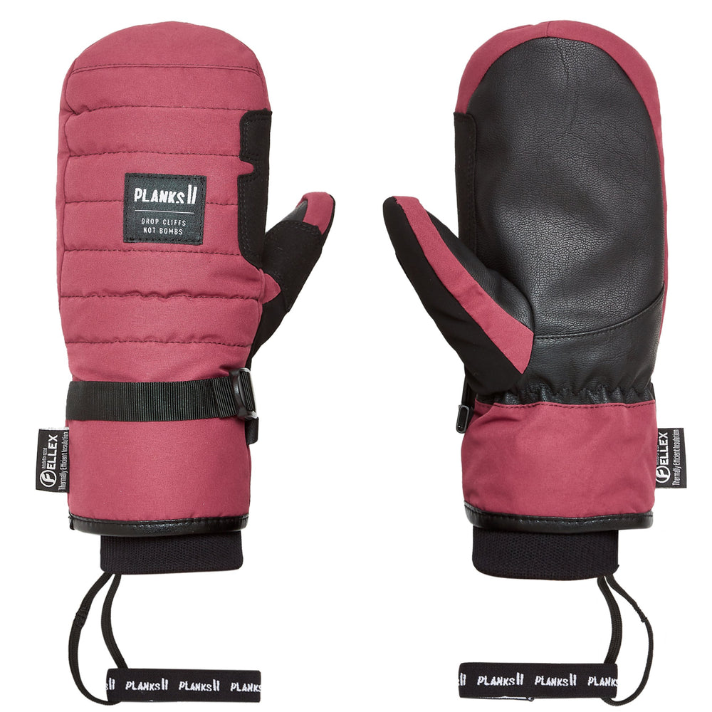 Unisex Bro-down Insulated Mitt