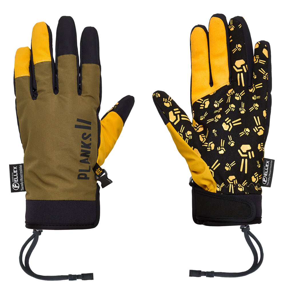 Unisex High Times Pipe Glove - James 'Woodsy' Woods Signature Series