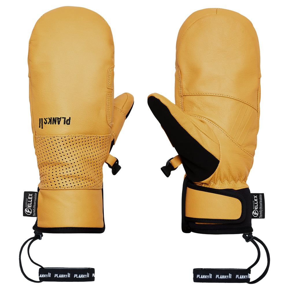 Unisex Hunter Leather Mitt