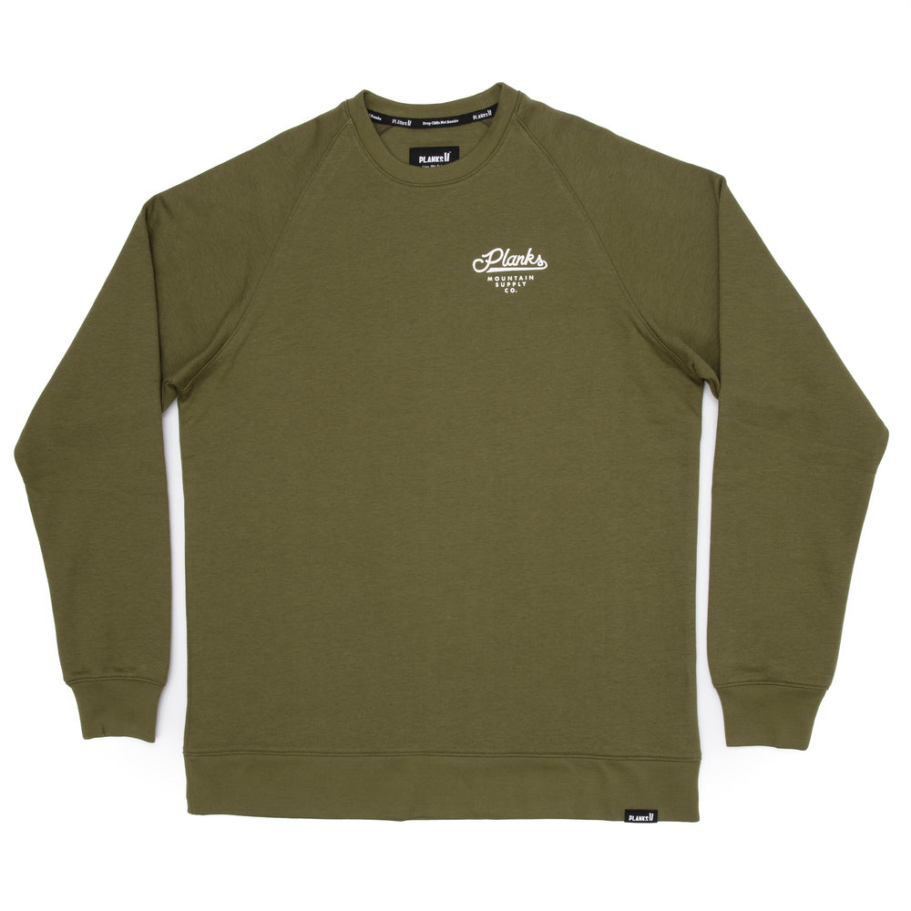 Men's Mountain Supply Co. Crew