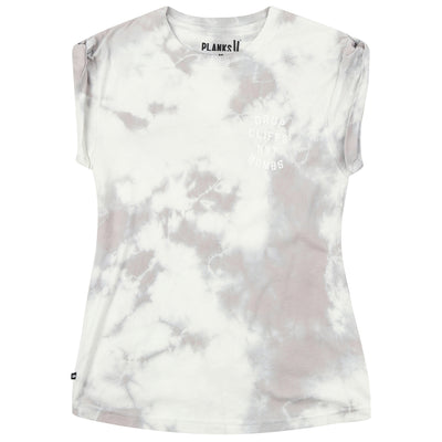 Women's Drop Cliffs Stencil Relaxed T-shirt