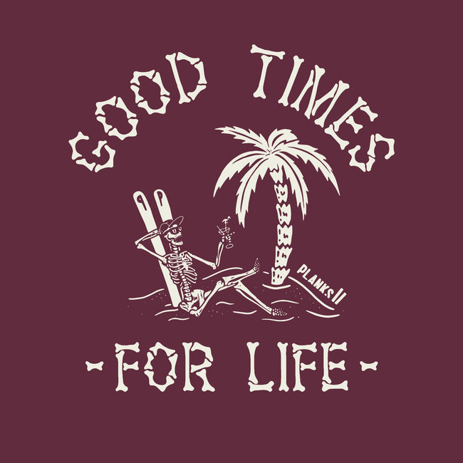 Men's Limited Edition Good Times For Life T-shirt