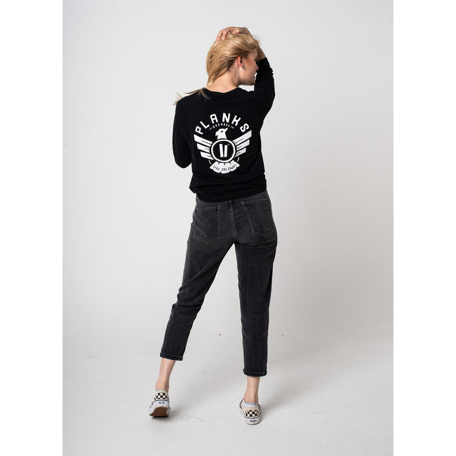 Women's Eagle Long Sleeve T-shirt