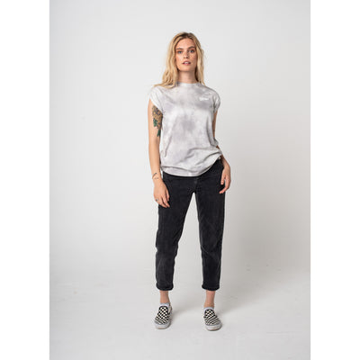 Women's Flag Boyfriend Pocket T-shirt