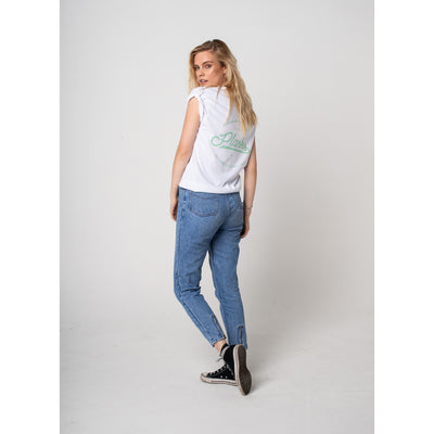 Women's Mountain Supply Co Boyfriend T-shirt