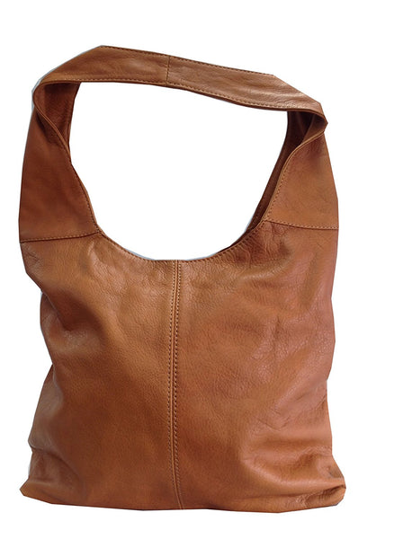 Leather Slouchy