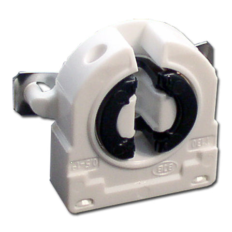 LHO483 - Unshunted, rotary locking, lamp holder/socket