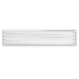4 ft. LED Grow High Bay Fixture - (4) LED Gro Tubes Included