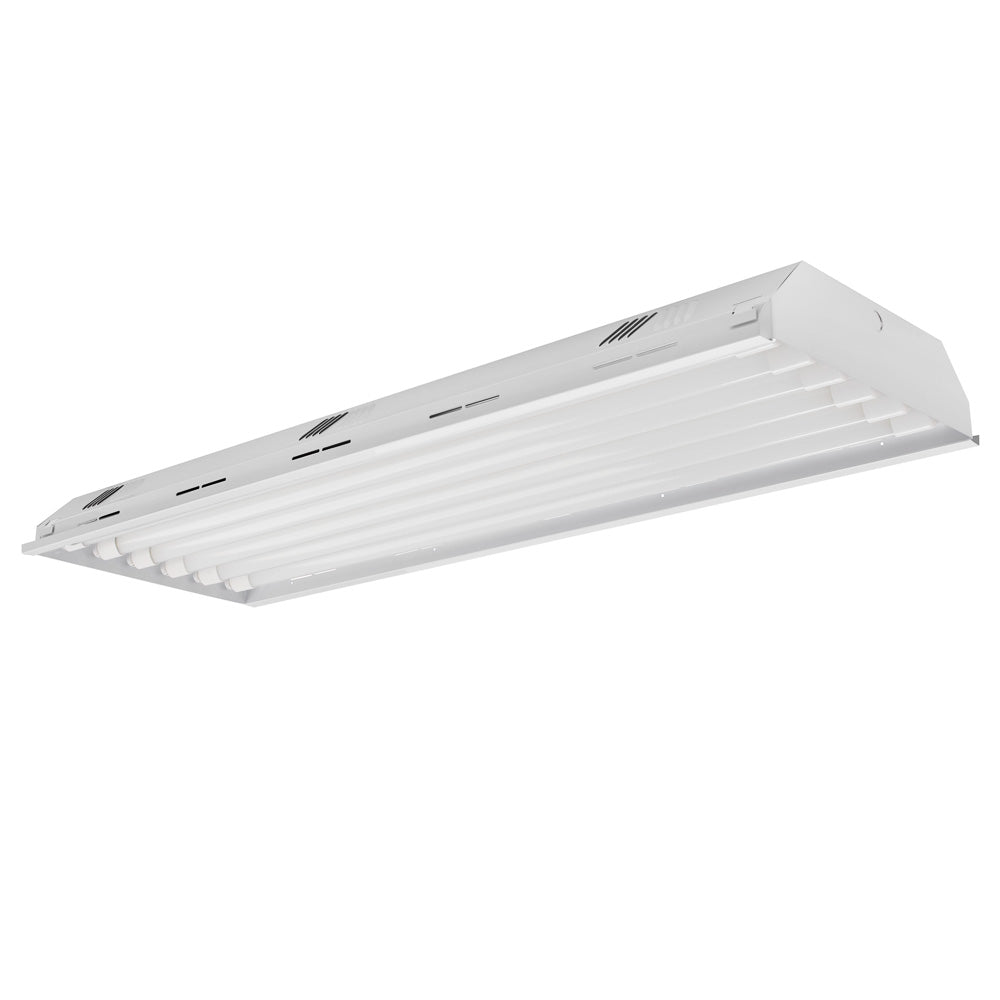4 ft. 6-tube LED High Bay Grow Fixture (LED G-Series Tubes Included)