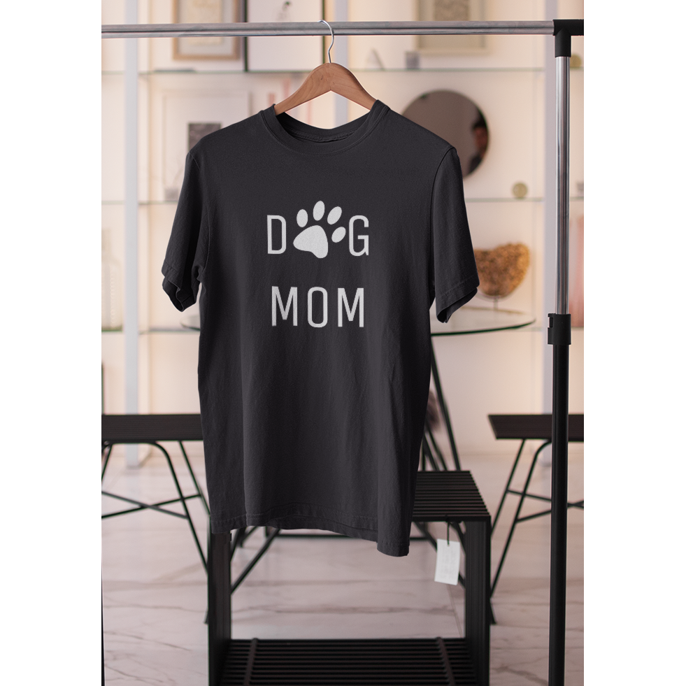 Dog Mom Pitbull Shirt